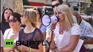 Ukraine: Odessa protesters say central bank is now a 'pawnbroker'