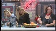 Красавиците превземат кухнята