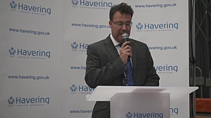 UK: Havering, East London, announces Leave vote in EU referendum
