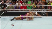 Emma vs. Alicia Fox Raw, May 26, 2014