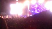 Coca Cola Tour 2012 Burgas