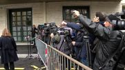 Switzerland: Syrian opposition group arrives for UN negotiations