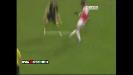 Бог А Н Р И се завърна ! Арсенал - Лийдс - 1:0 ! *09.01.2012г.*