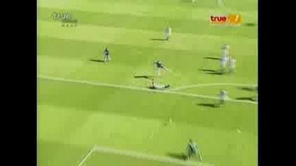 Chelsea 1:0 Porthsmuth Premiership Round 4