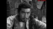 Седемте самураи (1954) бг субтитри ( Високо Качество ) Част 2 Филм