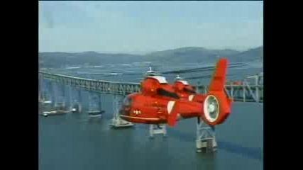 Hh - 65 Хеликоптери На Брегова Охрана На Сащ