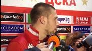 Бандаловски: Не ме притеснява нито Локомотив, нито Лудогорец, нито Левски