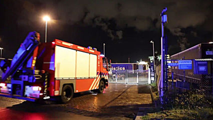 Netherlands: Authorities find 26 migrants in refrigerated container on UK-bound ferry