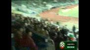 05.09.09 България - Черна Гора 4:1 Мексиканска вълна!