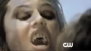 (бг субс) The Vampire Diaries Season 2 Official Trailer - Year of the Kat