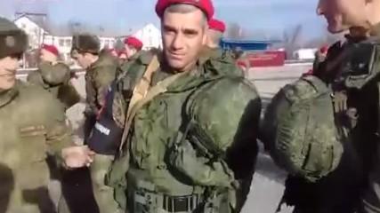 Русия изпраща чеченски спецчасти в Сирия /08.12.2016 г./