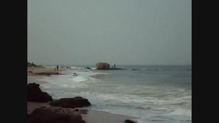 Играет Море На Песке