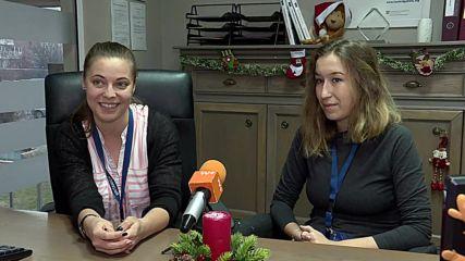 Кампанията Тази Коледа чудесата правите Вие бе подкрепена и от Британика
