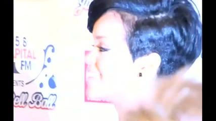 Rihanna Интервю за Itn