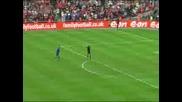 Манчестър Юнайтед - Евертън - 2:4 дузпи 19.04.2009