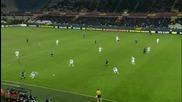 Брюж 3 - 0 Олборг ( 26/02/2015 ) ( лига европа )