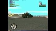 Gta Sa - Mp Gameplay - Drifting