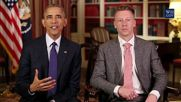 USA: Macklemore joins Obama to address opioid addiction crisis