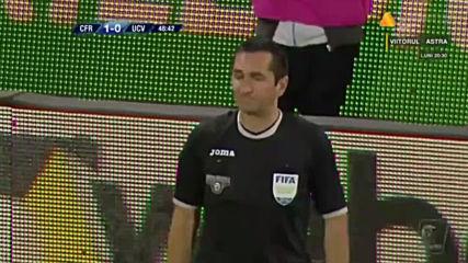 Rezumat_ Cfr Cluj - U Craiova 2018-2019