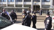 USA: At least 5 arrested at anti-Trump protest in Chicago