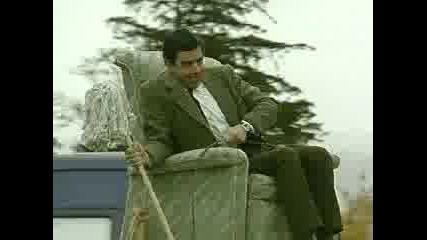 Mr. Bean - Тарикатско Каране На Колата