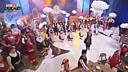 Хвърчащата духова музика - празнична новогодишна програма
