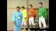 Смазване На Тестиси - Яка Японска Игра