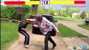 Руски улични бойци - Пародия на игра