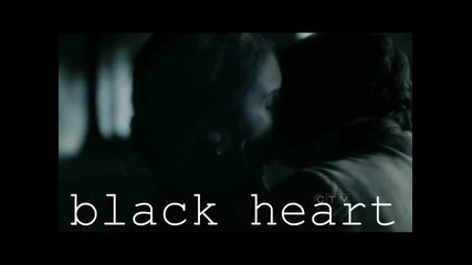 black heart opening credits