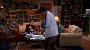 The Big Bang Theory - Season 6, Episode 4 | Теория за големия взрив - Сезон 6, Епизод 4