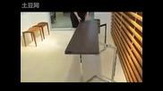 Интелигентно направени мебели за ограничени пространства