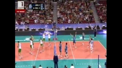 Размениха мачове на волейболистите в Световната лига