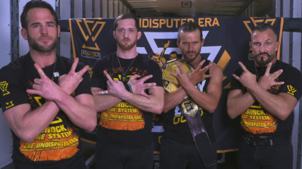 The Undisputed ERA will be draped in gold again: WWE NXT, Feb. 26, 2020