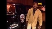Букър Ти унижожава камиона на Стив Остин + Сегмент между Винс Макмеън и Стив Остин