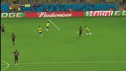 1/2 финал: Бразилия 1 – 7 Германия // F I F A World Cup 2014 // Brazil 1 – 7 Germany // Highlights