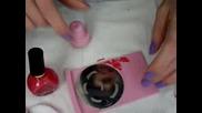 Nail Tutorial Konad Embellished French Manicure