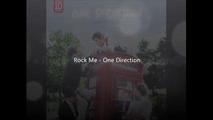 One Direction - Rock Me Lyrics Video