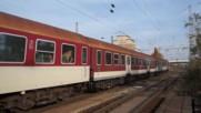 Бв1624 заминава от гара Подуяне.