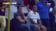 Хубчев следи дербито между Ботев Пд и Левски