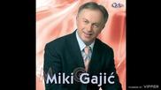Miki Gajic - Nema svadbe ni vencanja - (Audio 2007)