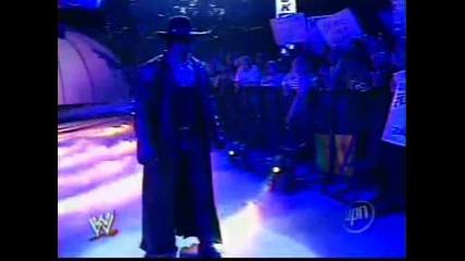 Wwe - John Cena Vs Undertaker Part 1