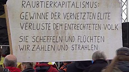Germany: Anti-nuclear activists demand closure of Gundremmingen plant