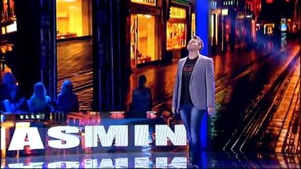 Jasmin Hasic - Ljubav - (Live) - ZG Baraz 2013 14 - 10.05.2014. EM 31.