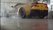 Кифла в Forgiato Active Grille for C7 Corvette