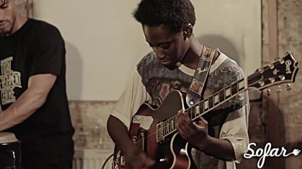 Kokoroko Afrobeat Collective - Colonial Mentality Sofar London
