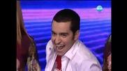 X Factor Bulgaria 22.11.2013 - Theodora Tsoncheva - Heal the World
