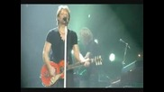 Bon Jovi Thorn In My Side Превод Live Anaheim, California February 2010