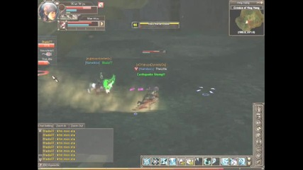 Hero Online Thelittle, Blade77 Boss Killing