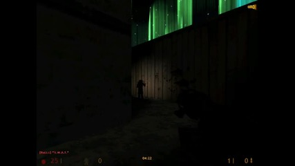 Half-life Multiplayer With Thegamingmelon! - Aaaaaa Zombie!!!!