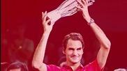 Roger Federer - Shanghai Rolex Masters 2014